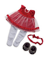 Manhattan Toy Baby Stella Fanciful Frills Holiday Outfit