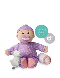 Manhattan Toy Baby Stella Sweet Dreams Soft Nurturing Doll