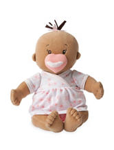 Manhattan Toy Baby Stella Beige Soft Nurturing First Doll