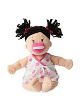 Manhattan Toy Baby Stella Brunette Soft Nurturing First Doll