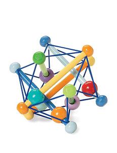 Manhattan Toy Skwish Color Burst Rattle & Teether