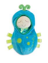 Manhattan Toy Snuggle Pods Snuggle Bug Soft Tactile Toy