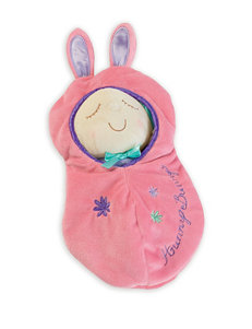 Manhattan Toy Snuggle Pods Hunny Bunny Soft Tactile Toy