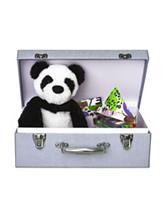 Manhattan Toy Travel + Comfort Deer Theme Stash Box
