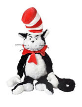 Manhattan Toy Dr. Seuss Cat in the Hat Large Soft Toy