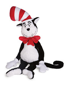 Manhattan Toy Dr. Seuss Cat in the Hat Jumbo Soft Toy