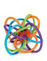 Manhattan Toy Winkel Rattle & Sensory Teether Activity Toy