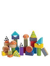Manhattan Toy Create & Play Pattern Blocks Activity Toy