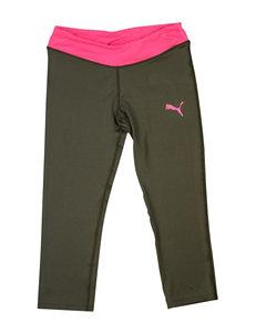 Puma Pink Capris & Crops