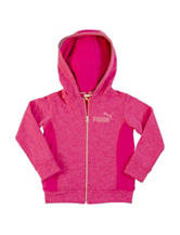 Puma Full Zip Jacket – Toddler Girls