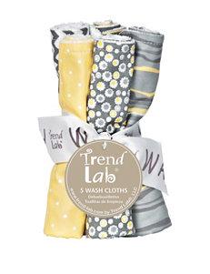Trend Lab Grey Towels