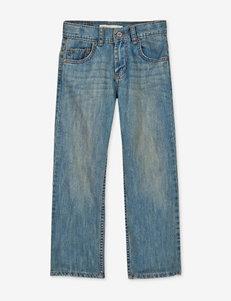 Levi's 505 Anchor Regular Straight Jeans – Toddler Boys