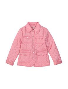 Urban Republic Quilted Barn Jacket - Toddler Girls