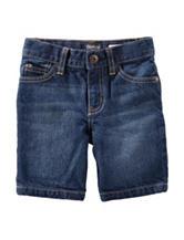 OshKosh B'gosh® Medium Blue Wash Denim Shorts – Boys 5-7
