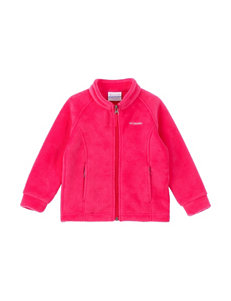 Columbia Rose Fleece & Soft Shell Jackets