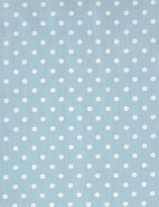 Trend Lab Blue Taffy Mini Dot Changing Pad Cover