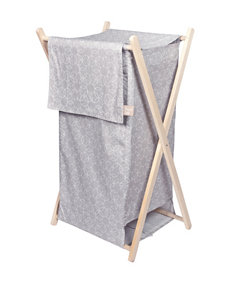 Trend Lab Grey Baskets Storage & Organization