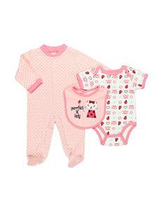 Baby Gear Orange Nightgowns & Sleep Shirts