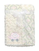 Cutie Pie Elephant Print Blanket