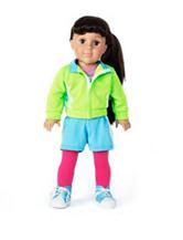 Dollie & Me Sporty Doll