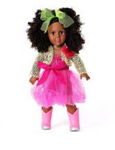 Dollie & Me Glitter Dress Doll