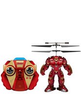 World Tech Toys 2ch Hulk Buster Marvel IR Helicopter