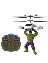 World Tech Toys 2ch Hulk Marvel IR Helicopter