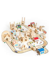 Guidecraft™ 12-pc. Wooden Vehicle Collection