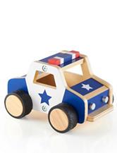 Guidecraft™ Plywood Police Car