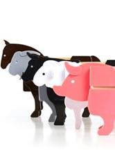 Guidecraft™ Block Mates Farm Animals