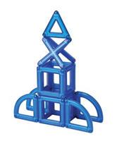 Guidecraft™ PowerClix® 40-pc. Solid Color Dark Blue Creative Color