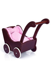 Guidecraft™  Doll Buggy – Espresso