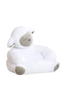 Trend Lab Lamb Plush Character Chair