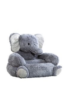 Trend Lab Elephant Plush Character Chair