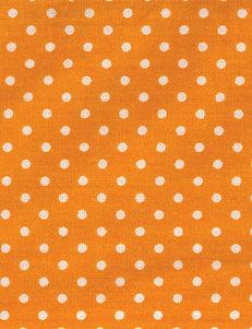Trend Lab Orange Dot Changing Pad Cover