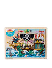 Melissa & Doug 48-pc. Pirate Wooden Jigsaw Puzzle