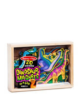 Melissa & Doug 20-pc. Wooden Dinosaurs