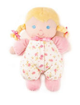 Baby Starters Blonde Lori Plush Doll