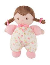 Baby Starters Brunette Lori Plush Doll