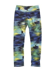 adidas® Multicolor Energy Printed Leggings –Toddlers & Girls 4-6x