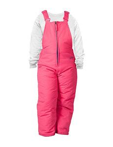 Arctix Fuchsia Snow Bib Overalls – Toddler Girls
