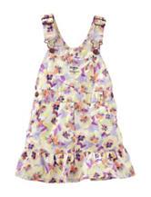 Oshkosh B'Gosh® Multicolored Floral Print Jumper - Baby 12-24 Mos.