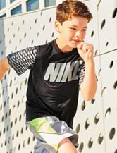 Nike® Legend Logo T-Shirt - Boys 8-20