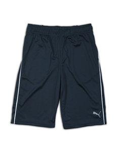 Puma® Solid Color Pure Core Shorts – Boys 8-20