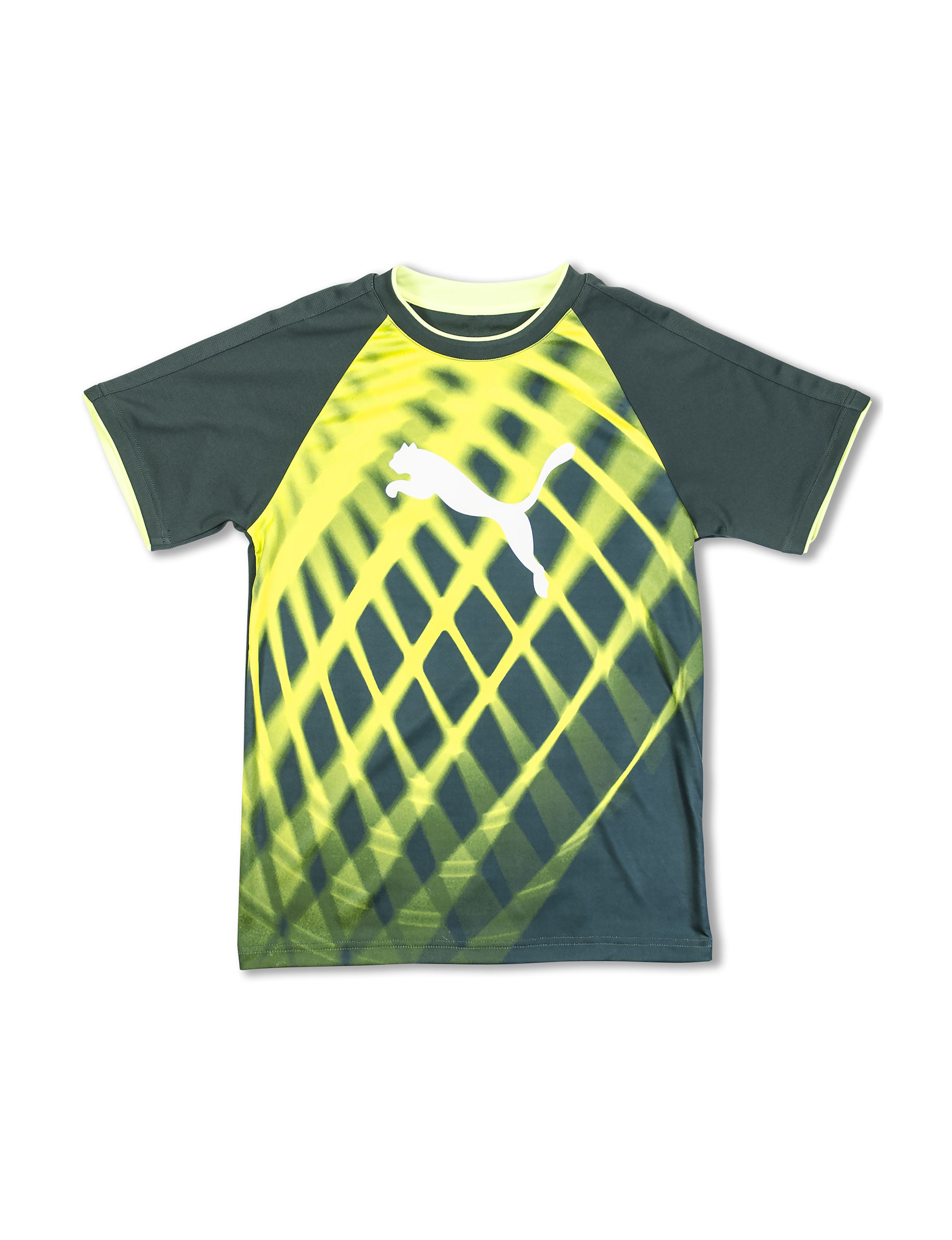 Puma Cat Graphic T Shirt Boys 8 20 Stage Stores