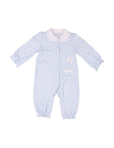 Quiltex Butterfly Coverall – Baby 0-9 Mos.