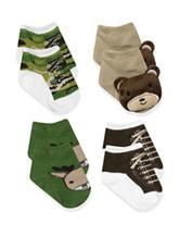 Baby Essentials 4-pk. Camo Hunting Sock Set