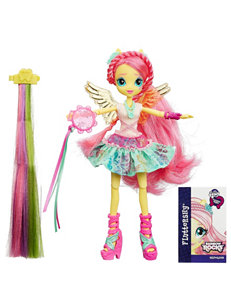 My Little Pony Equestria Girls Hairstyling Fluttershy
