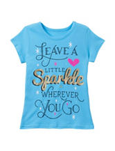 Twirl Leave A Little Sparkle Top – Girls 7-16