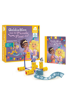 Goldie Blox Purple